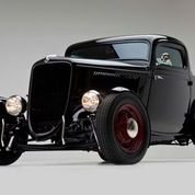 Picture of 1934 Ford 3 Window Coupe Fully Restored For Sale