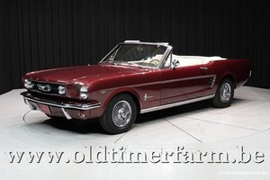 Picture of 1966 Ford Mustang V8 Convertible '66