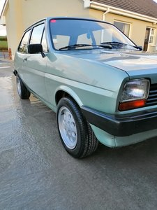Picture of 1981 Lhd spanish import Fiesta