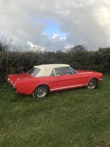 Picture of 1965 Ford Mustang 302 Convertible