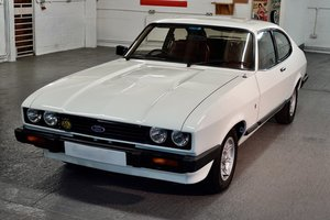 Ford Capri MK3 3.0 Ghia Manual