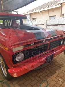 Picture of 1976 Ford F100 station wagon