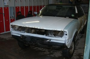 Picture of 1977 MK4 FORD CORTINA GHIA EARLY 2.0 PINTO ENGINE 2 FORMER K