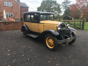 Picture of 1930 Ford model A trials car