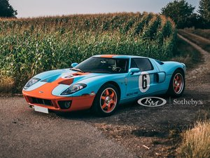 2006 Ford GT Roush 600 RE Heritage
