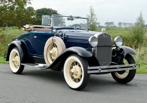 Picture of Ford Model A Deluxe Roadster 1931 € 29500,-