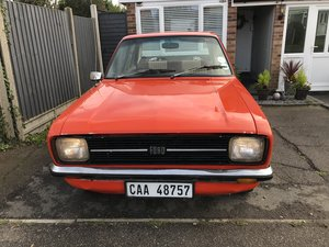 Picture of 1974 Ford escort mk2