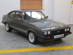 Picture of 1981 Ford Capri 3.0S at ACA 7th November