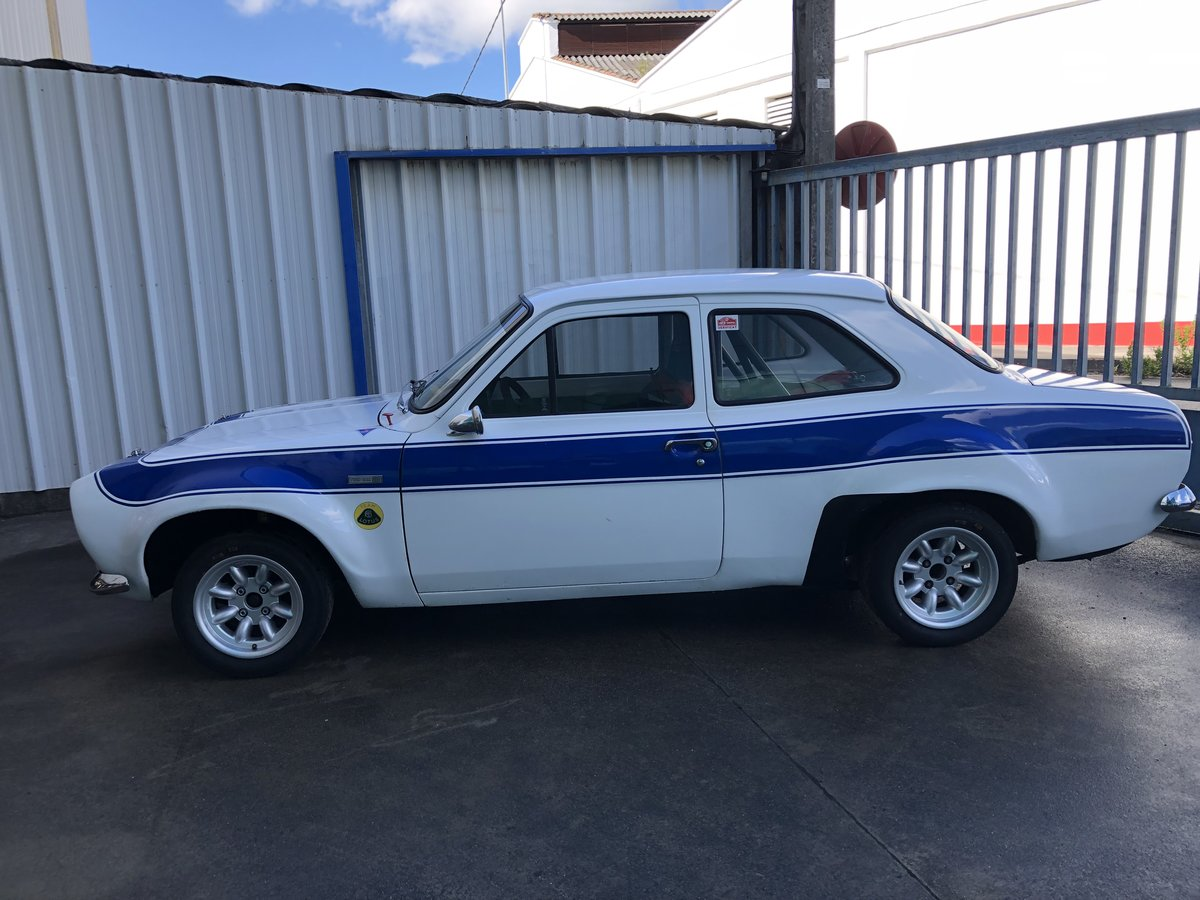 1970 Escort MK1 AVO Mexico - Lotus Twin Cam engine For Sale (picture 1 of 6)
