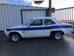 Escort MK1 AVO Mexico - Lotus Twin Cam engine