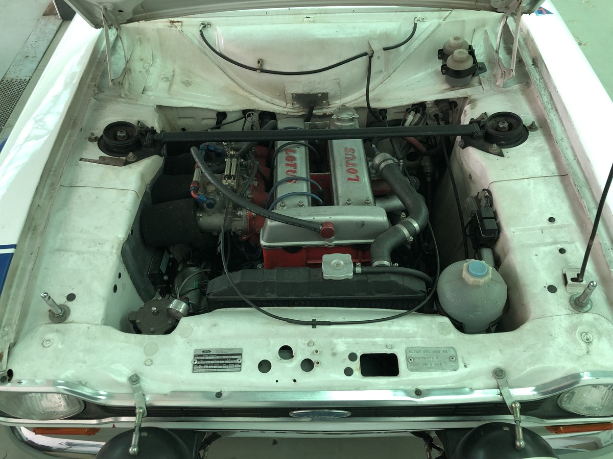 1970 Escort MK1 AVO Mexico - Lotus Twin Cam engine For Sale (picture 4 of 6)
