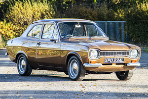 Picture of 1972 FORD ESCORT MK1 MEXICO Ex Neil Cunningham For Sale by Auction