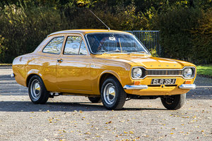 Picture of 1971 FORD ESCORT MK1 MEXICO          Very Early Car  For Sale by Auction