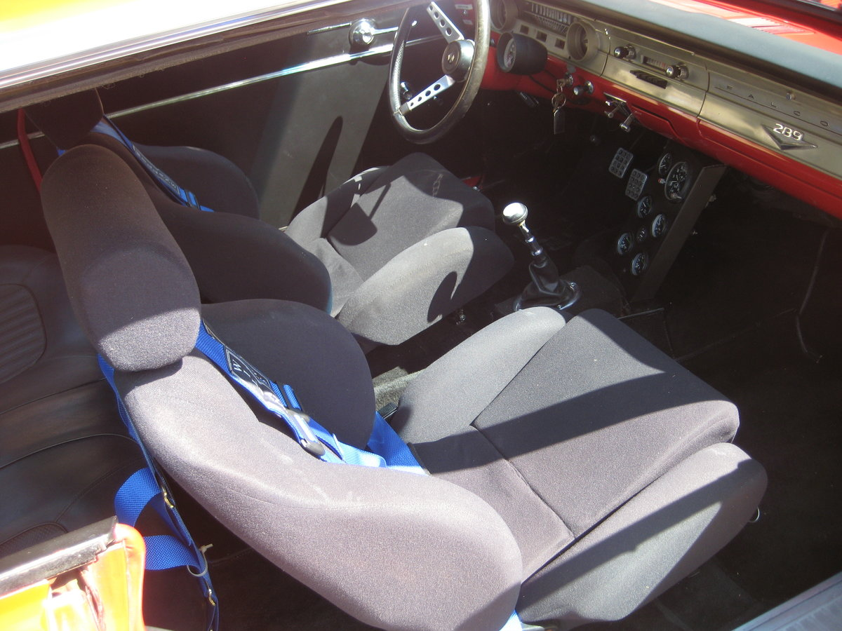 1964 Supercharged Ford Falcon Sprint SOLD (picture 5 of 6)