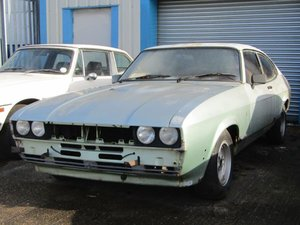 Picture of 1981 Ford Capri 2.0 Ghia Auto at ACA 7th November