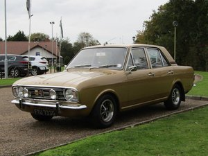 Picture of 1968 Ford Cortina 1600E MKII at ACA 7th November