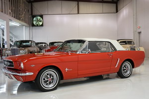 Picture of 1965 1966 Ford Mustang 289 Convertible SOLD