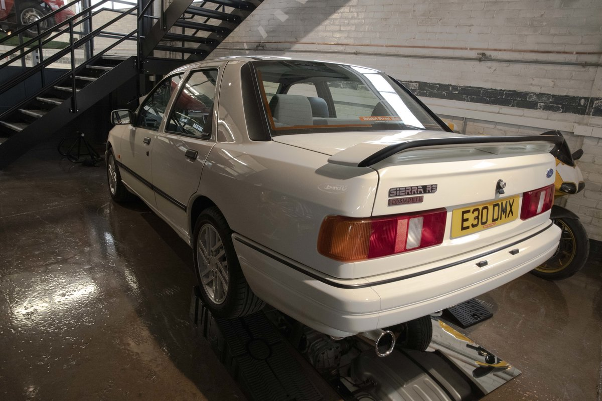 1988 Sierra RS Cosworth Sapphire For Sale (picture 4 of 20)