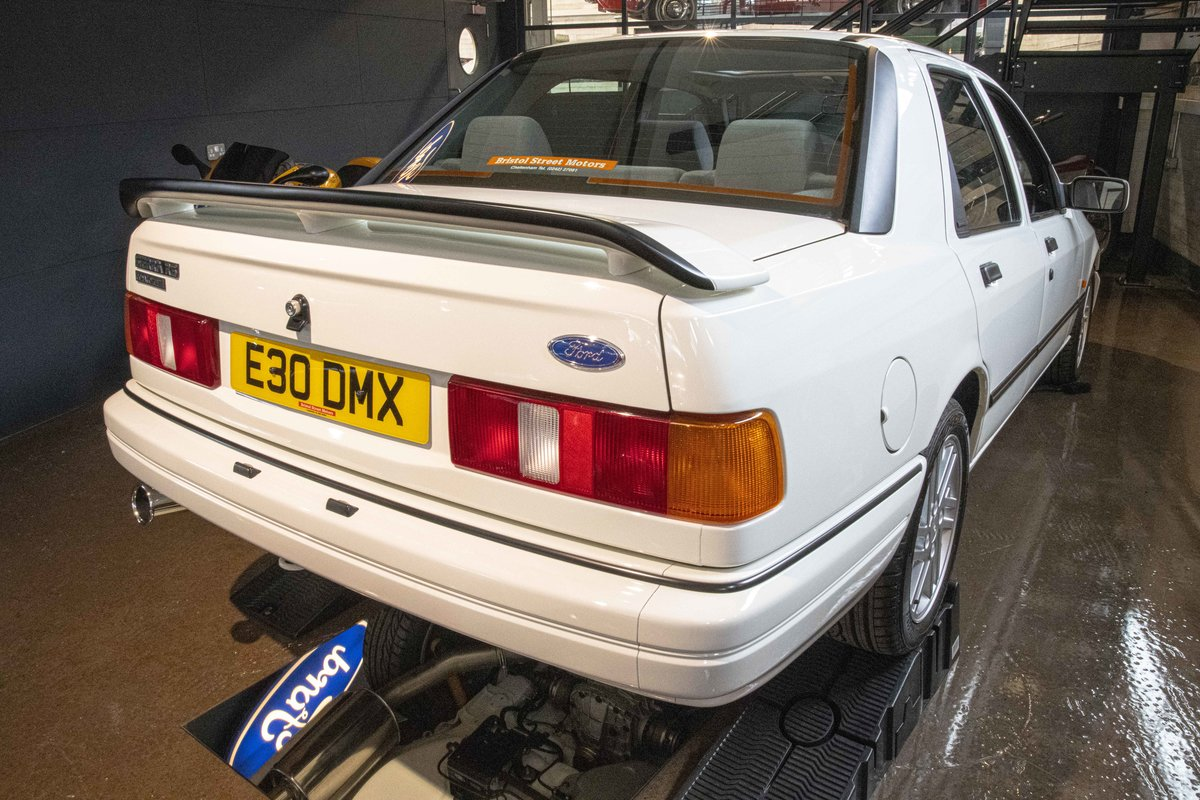 1988 Sierra RS Cosworth Sapphire For Sale (picture 5 of 20)