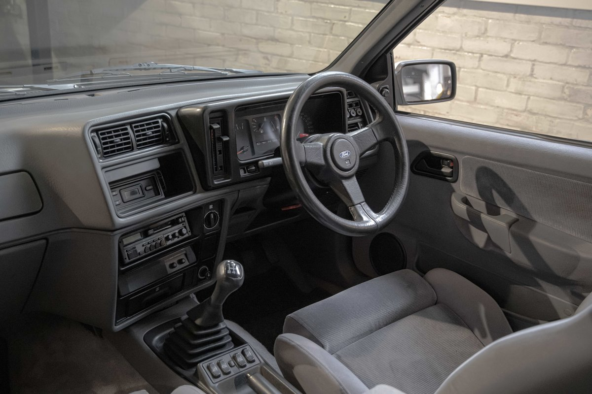 1988 Sierra RS Cosworth Sapphire For Sale (picture 12 of 20)