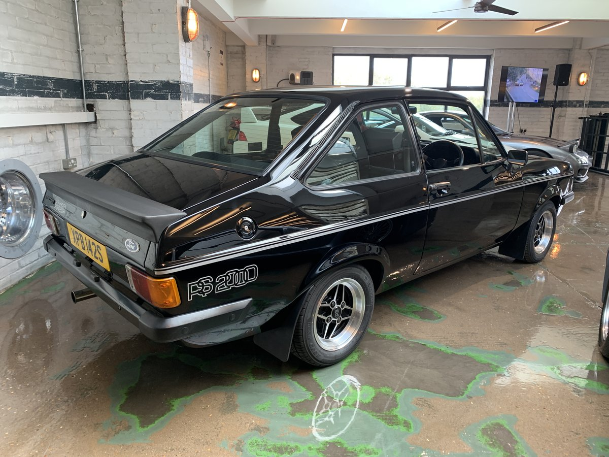1978 Ford Escort RS 2000 Mk2 SOLD (picture 14 of 23)