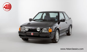 Picture of 1991 Ford Escort RS Turbo /// Just 12k Miles From New!