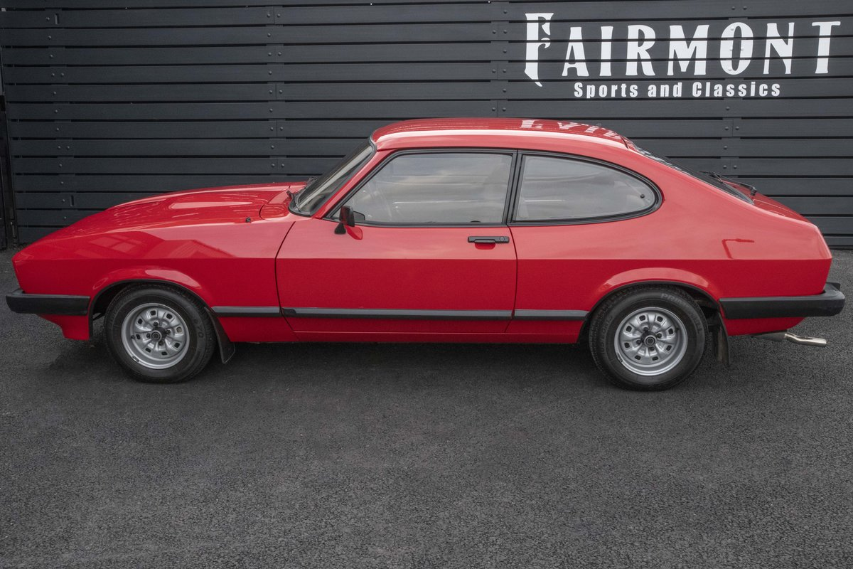 1982 Capri 1.6 GL MKIII - Only 35k miles SOLD (picture 2 of 11)