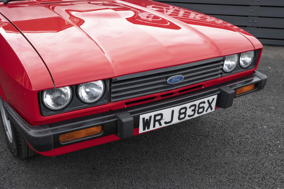 1982 Capri 1.6 GL MKIII - Only 35k miles SOLD (picture 3 of 11)