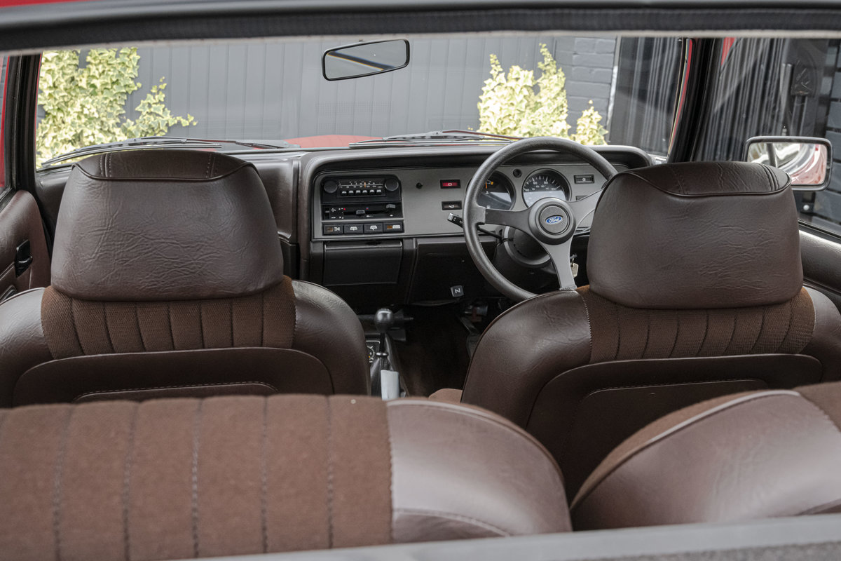 1982 Capri 1.6 GL MKIII - Only 35k miles SOLD (picture 7 of 11)