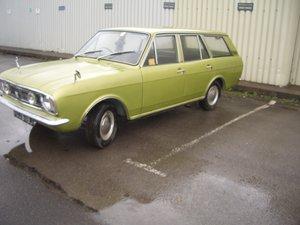 Picture of 1970 MK2 Cortina Estate SVO