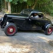 Picture of 1934 Ford Rare 3 Window Coupe Restored Shipping Included