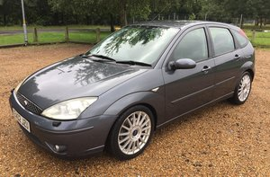 Picture of 2002 FORD FOCUS ST170 For Sale by Auction