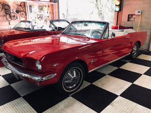 Picture of 1965 Mustang Convertible Matching #s Shipping Included