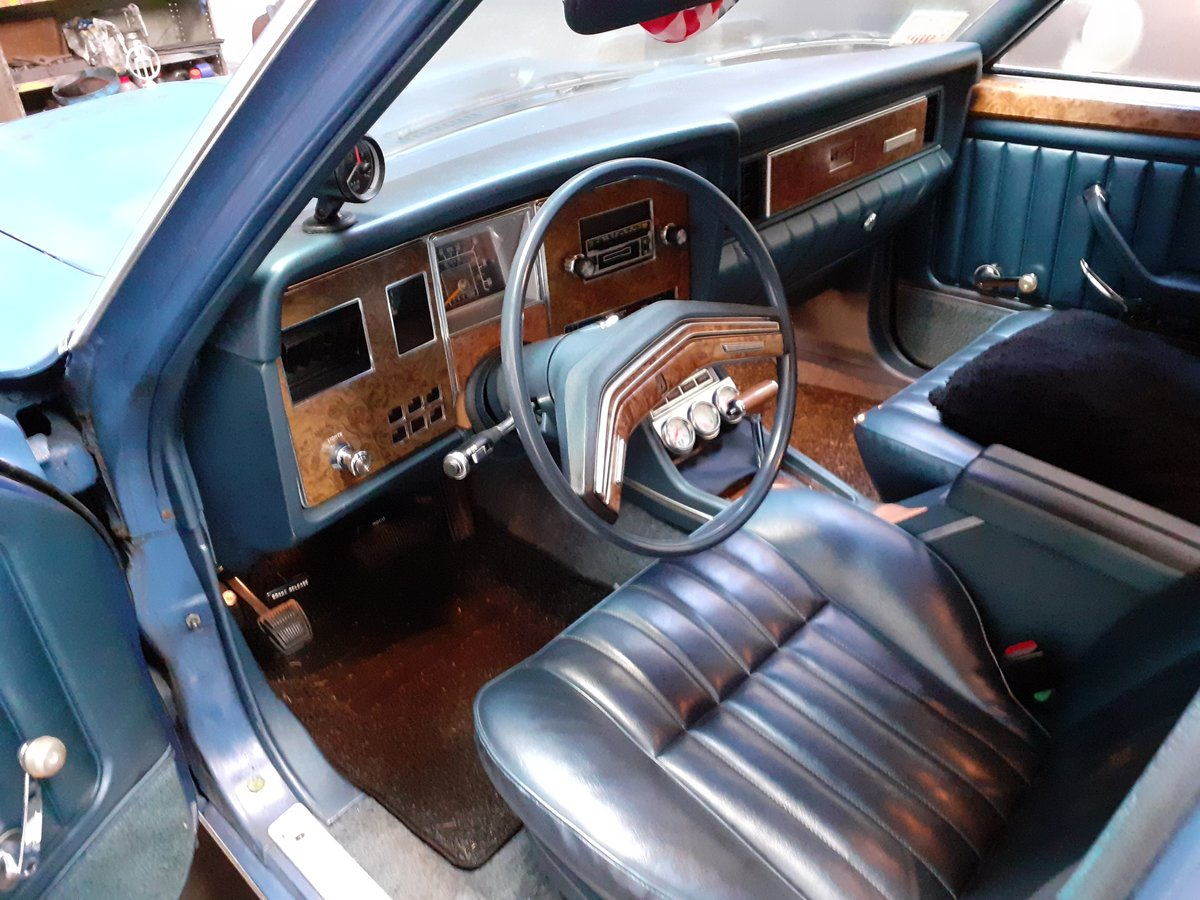 1977 'Ford Mercury Monarch Ghia For Sale (picture 4 of 6)
