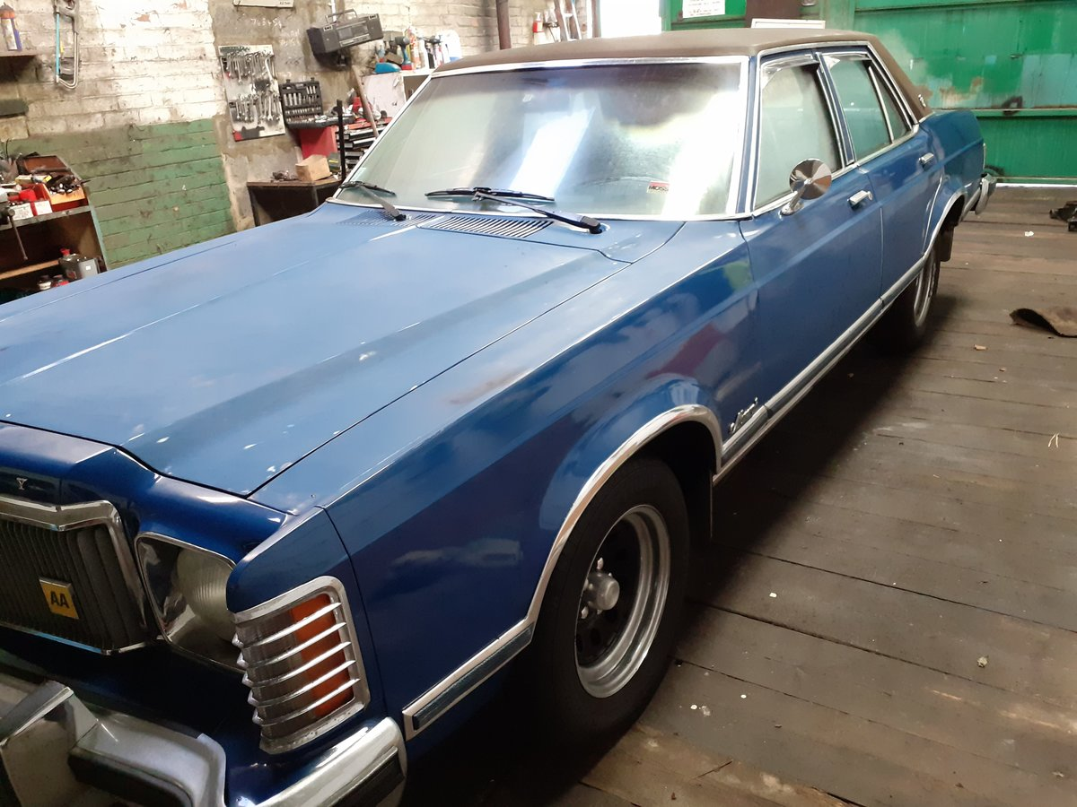 1977 'Ford Mercury Monarch Ghia For Sale (picture 6 of 6)