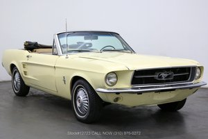 Picture of 1967 Ford Mustang Convertible