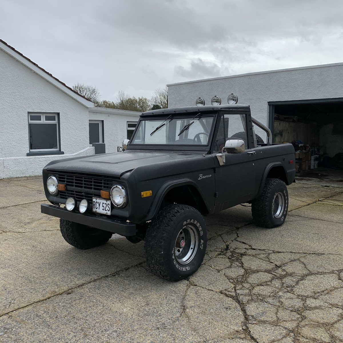 1976 Ford bronco 5.0 v8 SOLD (picture 1 of 6)