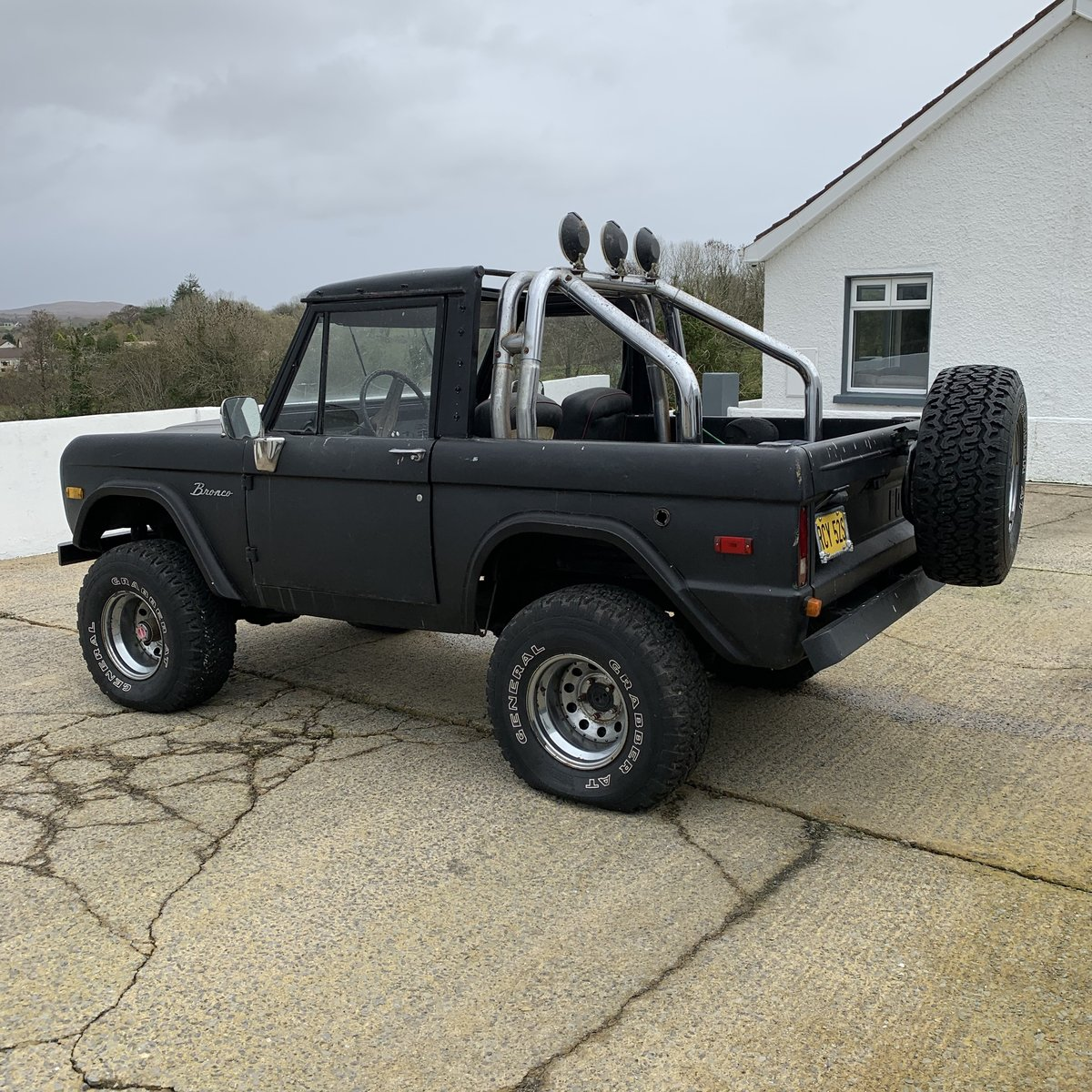 1976 Ford bronco 5.0 v8 SOLD (picture 4 of 6)