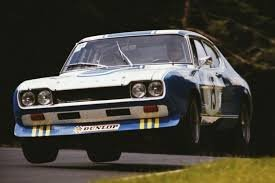 Reserved Ford Capri RS2600 Racecar