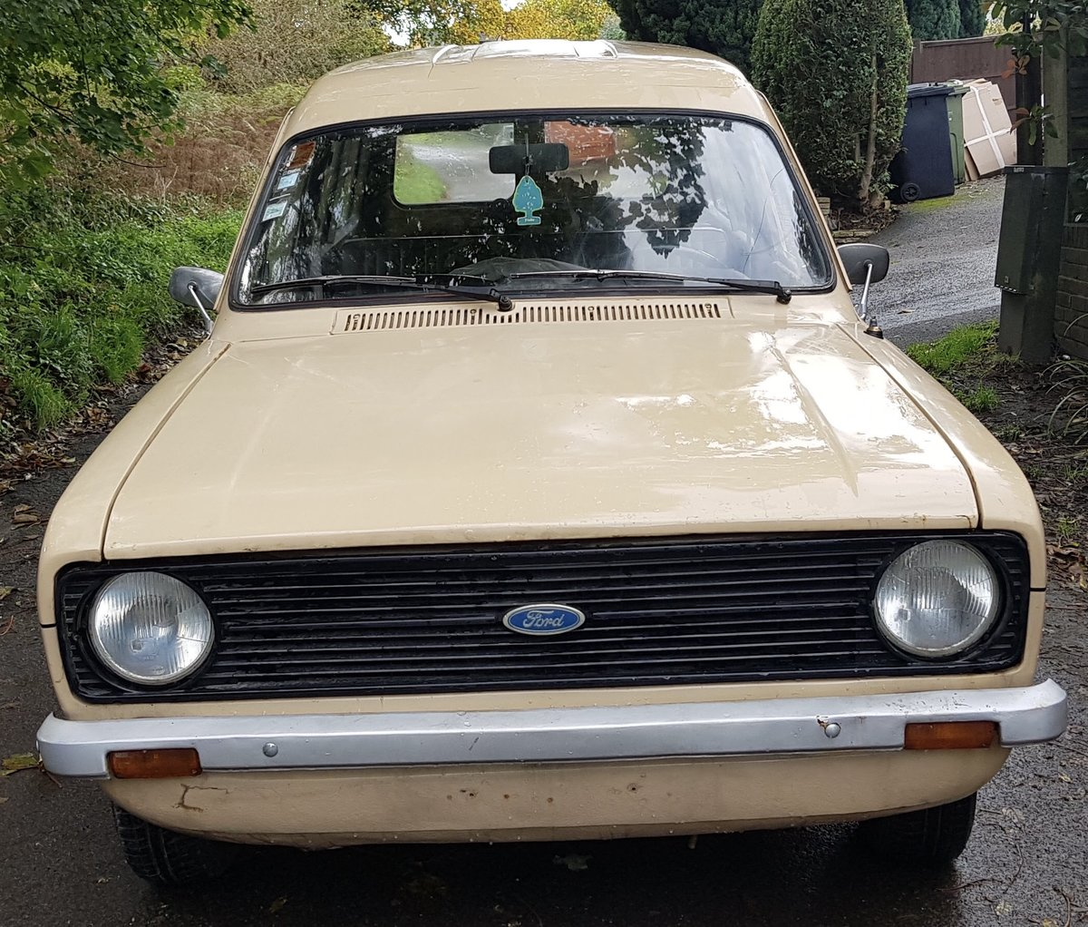 1975 Mk2 Ford Escort 30 Van For Sale (picture 1 of 6)