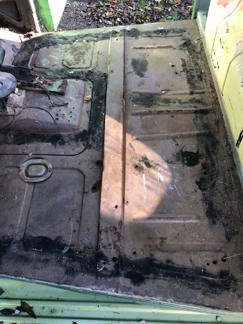 1949 Ford F1 V8 Pick Up Project For Sale (picture 4 of 6)