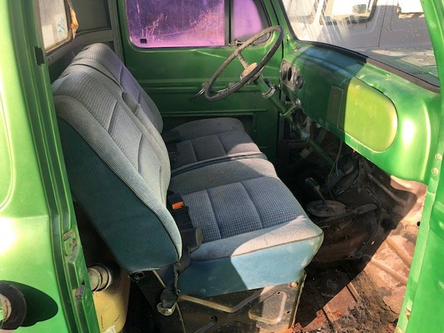 1949 Ford F1 V8 Pick Up Project For Sale (picture 5 of 6)