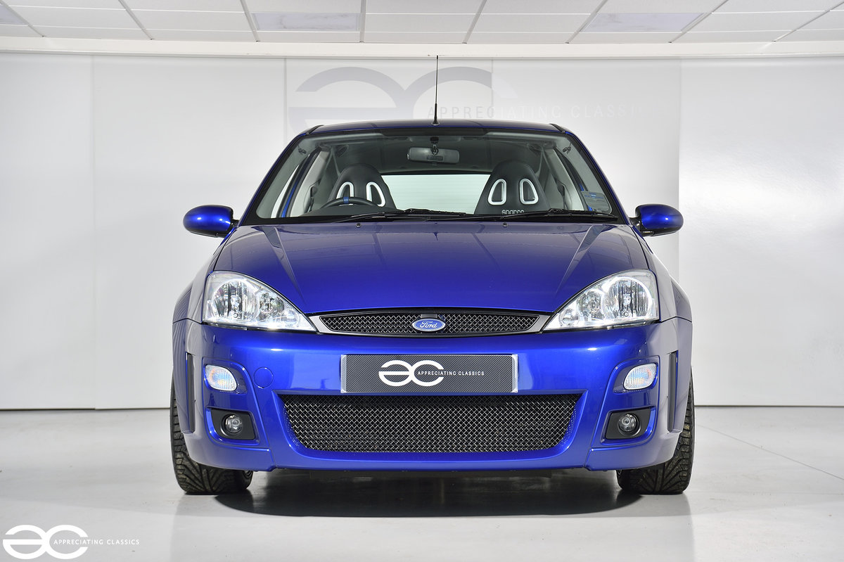 2003 Beautiful Mk1 Focus RS - 3K Miles & Superb throughout! SOLD (picture 1 of 6)