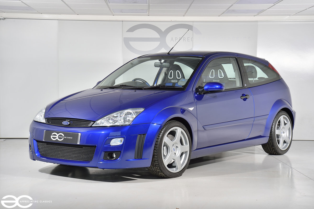 2003 Beautiful Mk1 Focus RS - 3K Miles & Superb throughout! SOLD (picture 2 of 6)