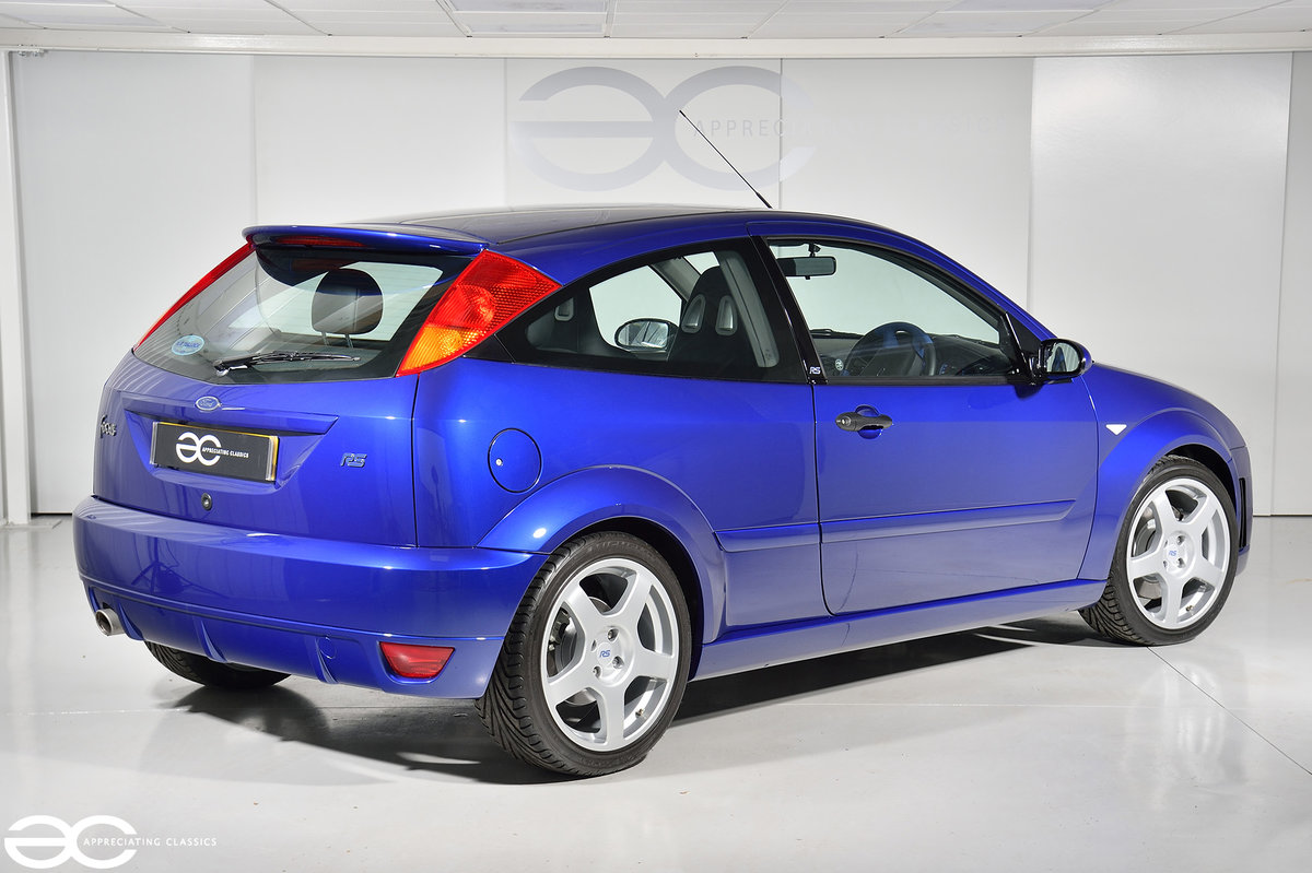2003 Beautiful Mk1 Focus RS - 3K Miles & Superb throughout! SOLD (picture 3 of 6)