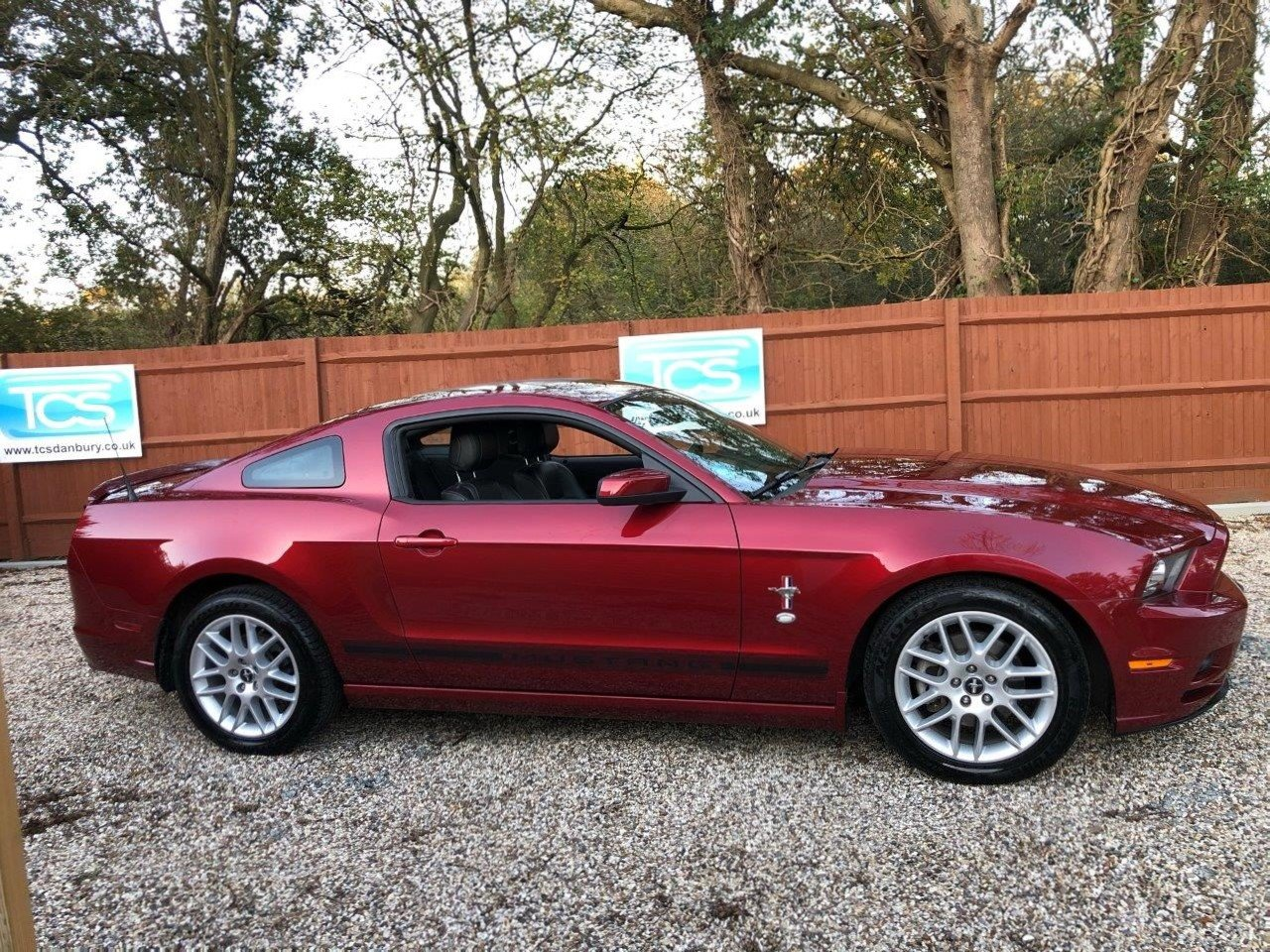 2014 15-Plate UK Registered Mustang Premium Fastback LHD Auto For Sale (picture 3 of 6)
