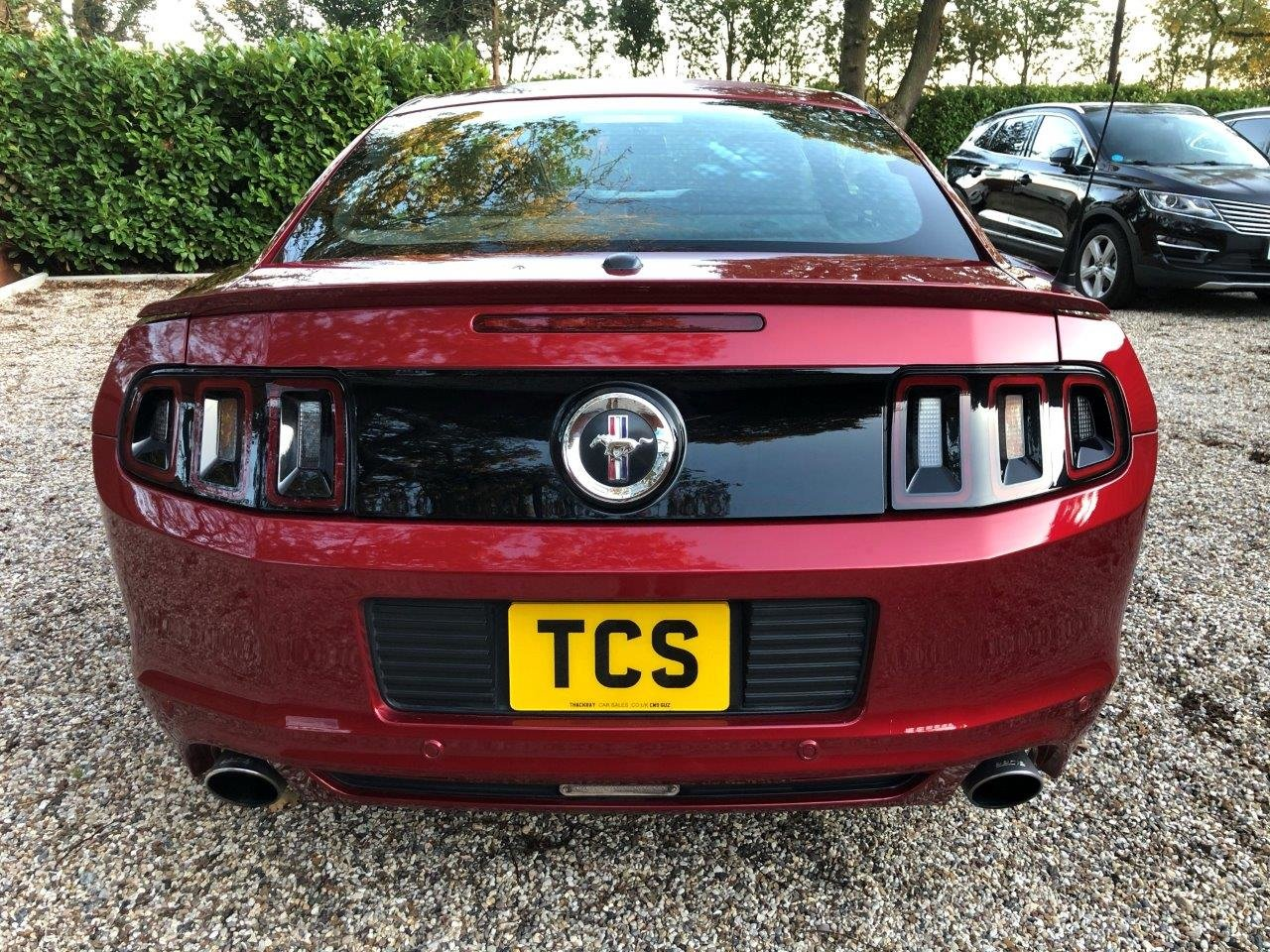 2014 15-Plate UK Registered Mustang Premium Fastback LHD Auto For Sale (picture 5 of 6)