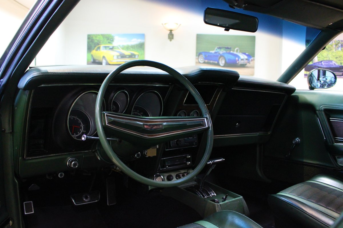 1971 Ford Mustang Mach 1 Cobra Jet 351 V8 Auto-Huge History For Sale (picture 9 of 25)