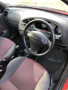 Fiesta freestyle 1.25 zetec