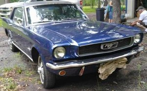 Picture of 1966 Ford Mustang Coupe For Sale